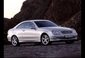 Mercedes Clase CLK