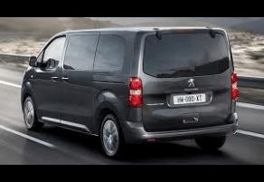 Peugeot Expert 7pl
