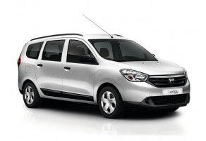 Dacia Lodgy 5pl